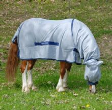 Bucas Buzz Off Pony Fly Rug (from 3'6 for Mini Shetland to Pony)
